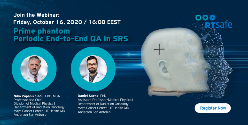 Webinar – Prime Phantom – Periodic End-To-End QA in SRS