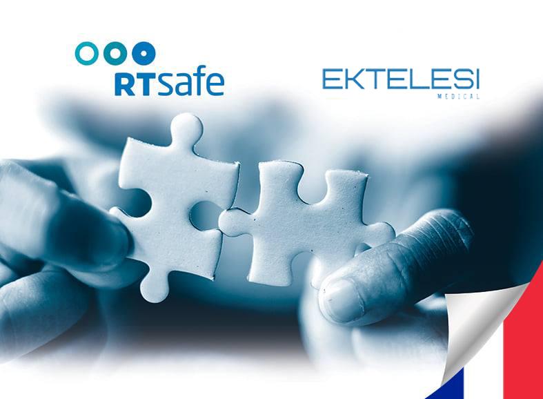 RTsafe and EKTELESI medical sign an agency agreement for France