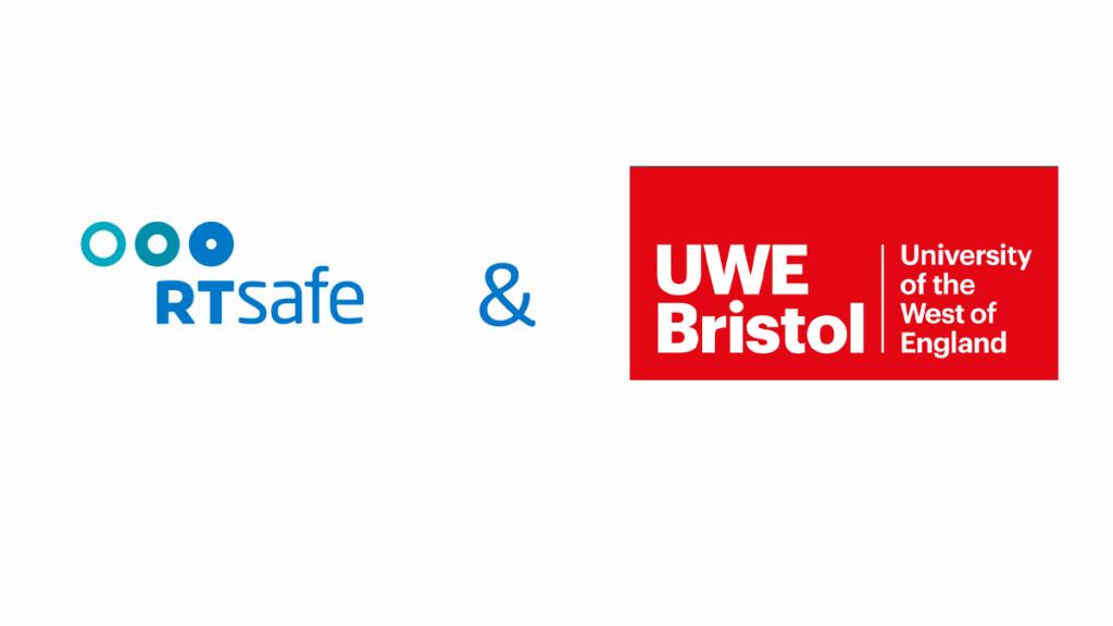 RTsafe announces collaboration with University of the West England (UWE) Bristol