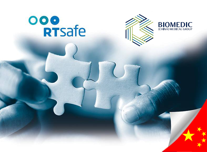 RTsafe and Biomedic Medical Group sign exclusive agreement for distribution