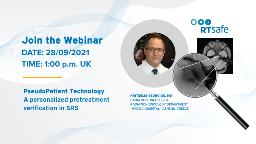 PseudoPatient Technology – A personalized pretreatment verification in SRS